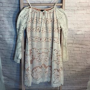💝 3/$75 Union of Angels Off the Shoulder Dress